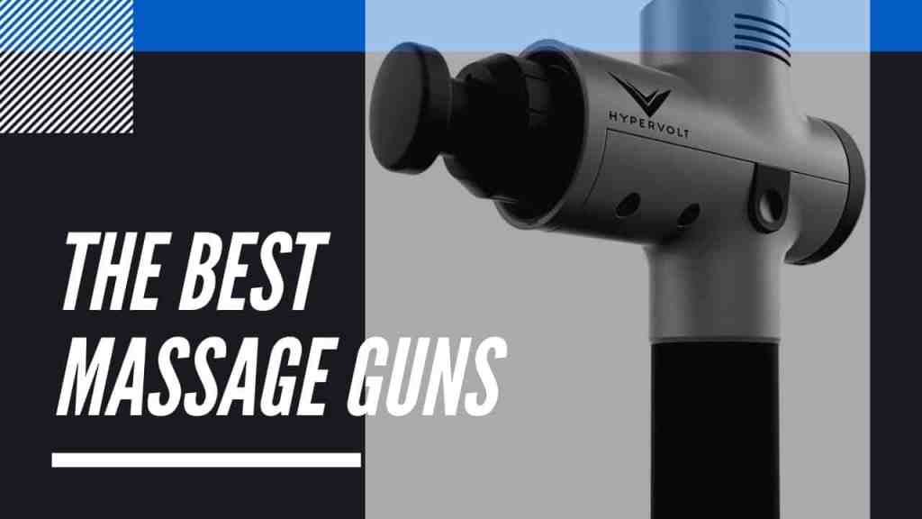 best massage guns