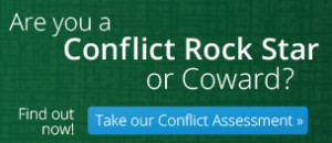 Take the Conflict Confidence Quiz