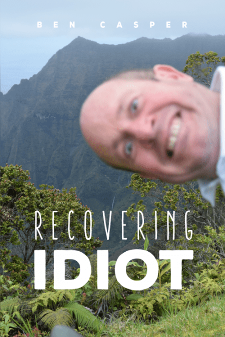 Recovering Idiot Book Cover