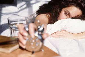 the effect of alcohol resonates the next day mostly as fatigue