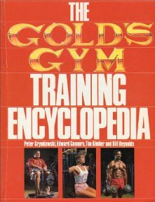 Gold's Gym Training Encyclopedia on justruminating men's blog