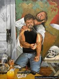 jesus and addict