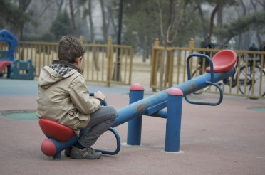 Lonely Child Seesaw