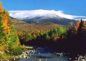White Mountain Range N.H.