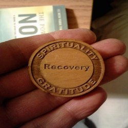 My Recovery Token by Robert M. Levasseur