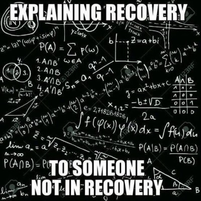 Recovery Humor by Robert Levasseur