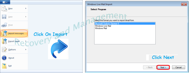 Windows-Live-Mail-dbx-to-pst