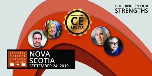 Register for Recovery Capital Conference of Canada: Halifax