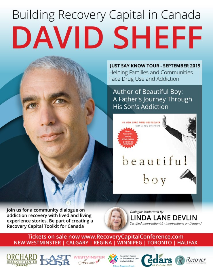 Just Say Know with David Sheff