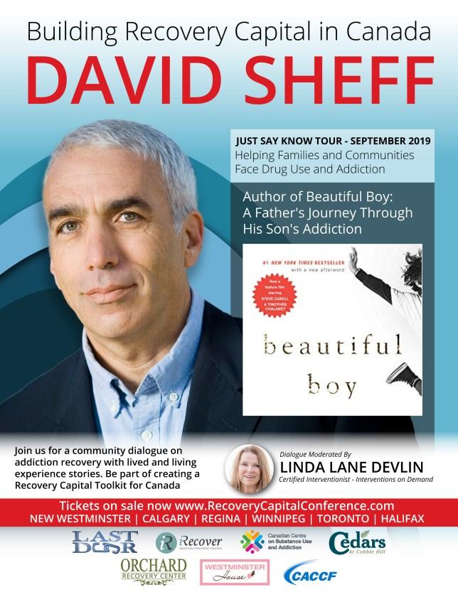 David Sheff Beautful Boy Poster