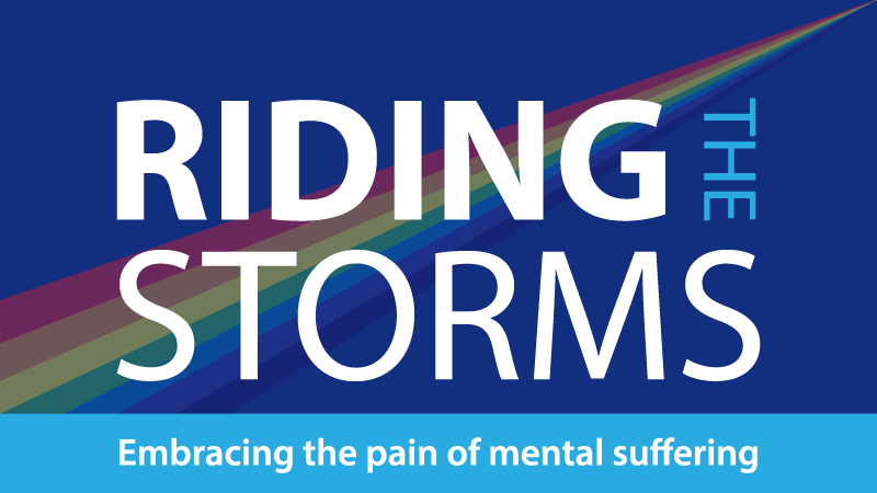 Crowdfunding for Riding the Storms – To create A FREE resource for mental well-being