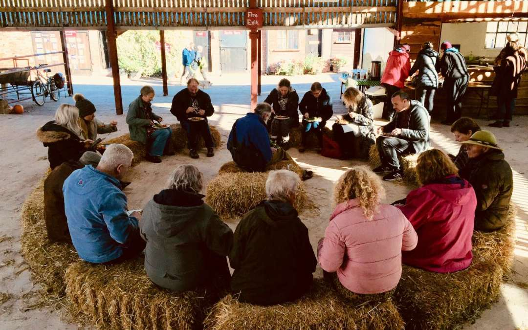 Celebration Day 29th October 2018 – West Town Farm, Exeter