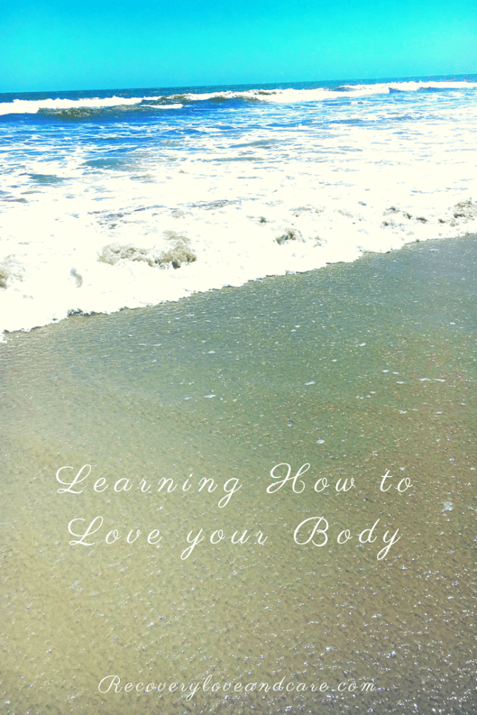 Learning How to Love Your Body....on the blog!