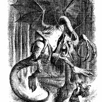 Beware the Jabberwocky