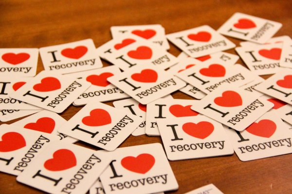 Recovery Stickers