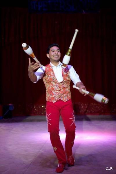 Le Cirque Mdrano Auray Rcratiloups