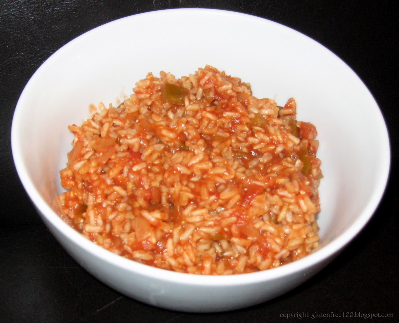 Super Easy Gluten Free Spanish Rice Recipe