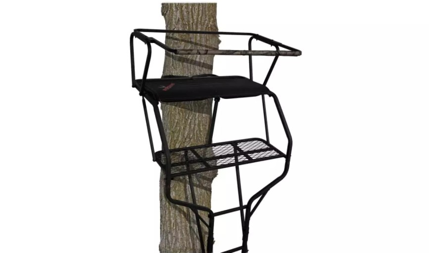 BIG GAME Guardian XLT Two-Person Ladderstand