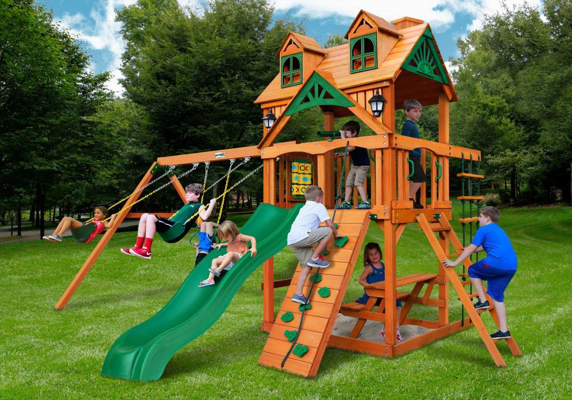 Gorilla Swing Sets Recreation Installations Llc