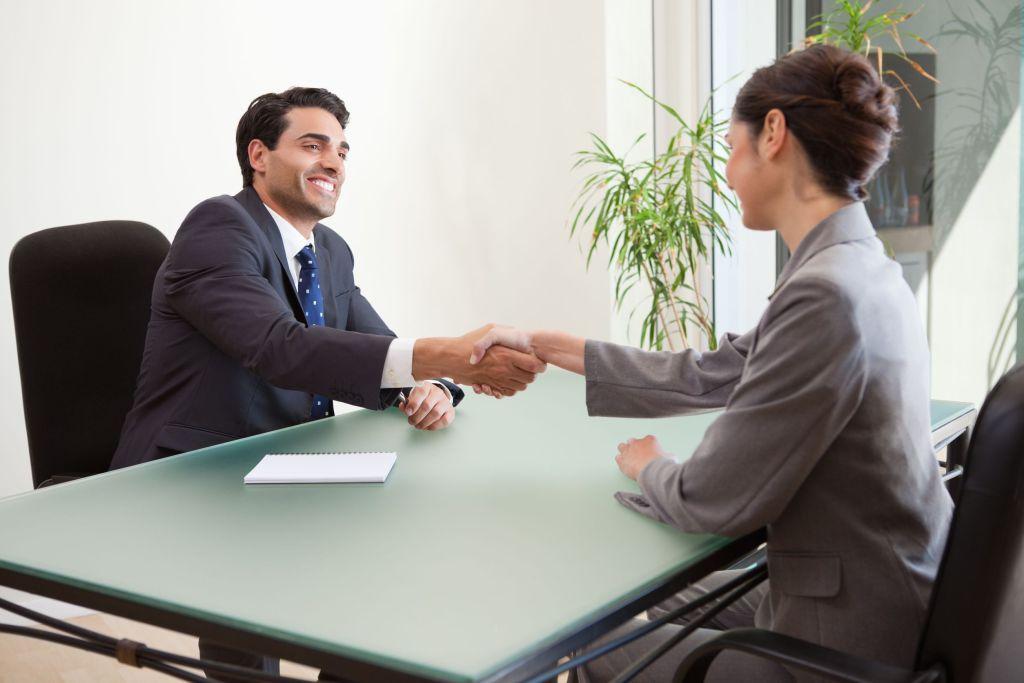 Interview close