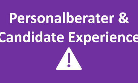 Personalberater und Candidate Experience