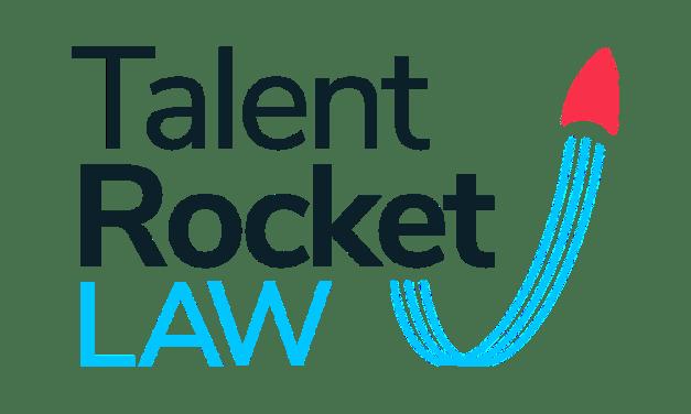Startups in der HR-Branche: Yacine Coco und Magdalena Enzinger von TalentRocket