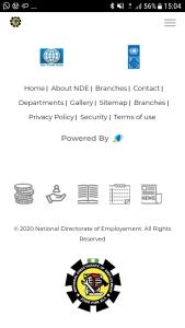 nde recruitment portal update
