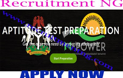 N-power Graduate Aptitude Tests /Assessment/Interview Questions for 2017/2018 Session