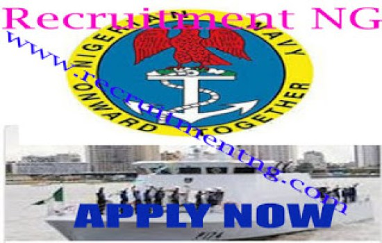 2017 Interview List for Successful Candidates on Nigerian Navy
