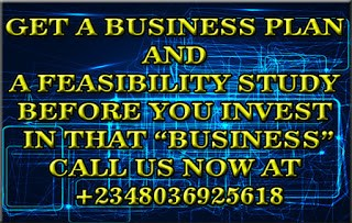 Business decision (Business Plans and Feasibility Study for any Business)