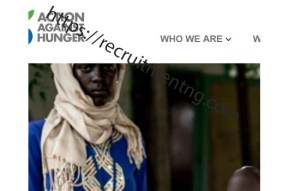 Graduate Finance Assistant at Action Against Hunger ACF-International