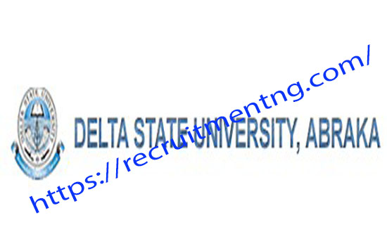 Delta State University Abraka Tutor Vacancies 2018/2019