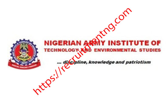 Nigerian Army Institute Of Technology And Environmental Studies Admission Full list