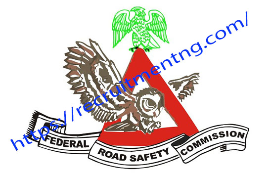 2018/2019 Federal Road Safety Commission (FRSC) screening/physical fitness