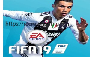 Cristiano Ronaldo- has been removed from all online branding for FIFA'19