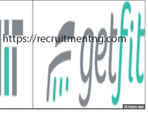 NYSC Corps Members Recruitment at GetFit Technologies Limited