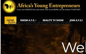 Medical Doctor at Africa's Young Entrepreneurs