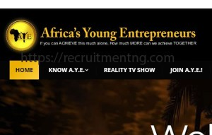 Procurement Officers at Africa's Young Entrepreneurs