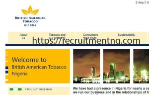 Laboratory Supervisor at British American Tobacco Nigeria
