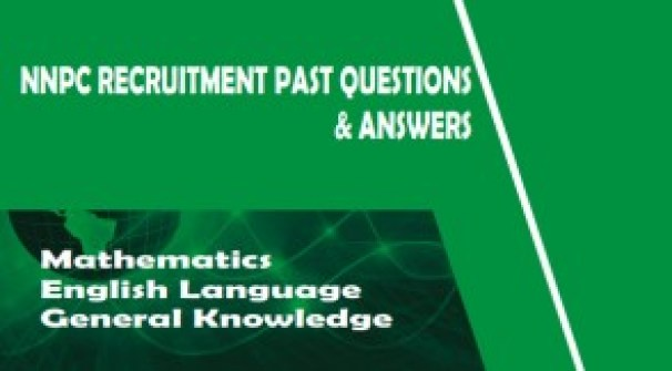 Free Downloadable NNPC Past Questions And Answers