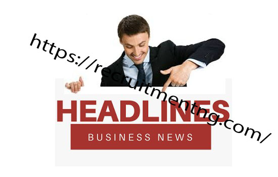 Business News today's Headlines 3rd April 2019