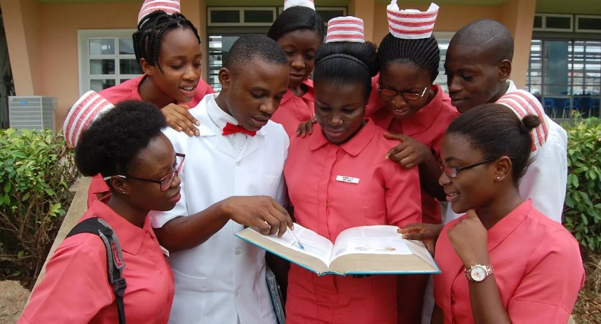 Nursing Schools Selling Admission Forms