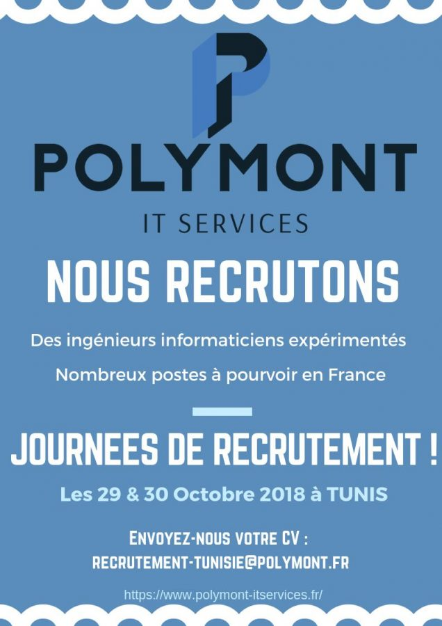 Polymont IT Services [journée de recrutement]