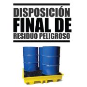 DISPOSICIÓN FINAL DE RESIDUOS PELIGROSOS