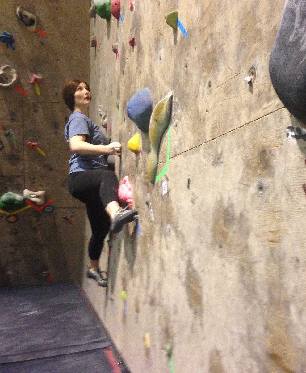 "Climbing Wall ""VOL Wall""   RecSports"