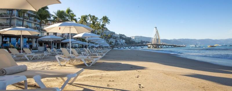 Bodas en la playa, Puerto Vallarta, playa los arcos