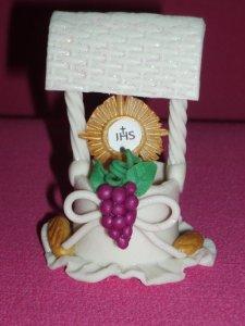 Recuerdos primera comunión ceramica