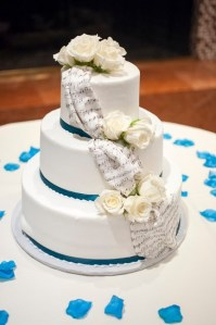Ideas para pasteles de bodas increíbles