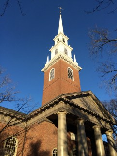 Harvard encore