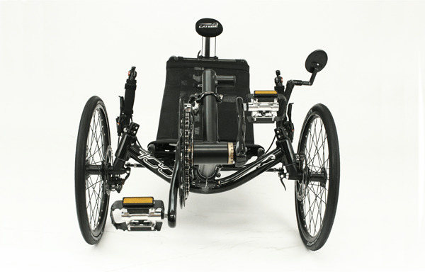 Catrike 700 front view